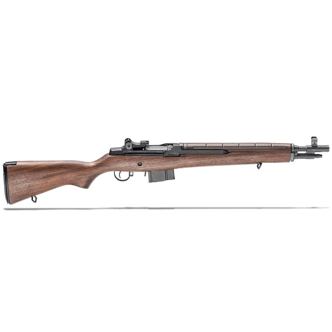 "Springfield Armory 7.62mm SOCOM 16"" M1A Walnut Stock, Carbon Barrel, Tanker Rifle AA9622"