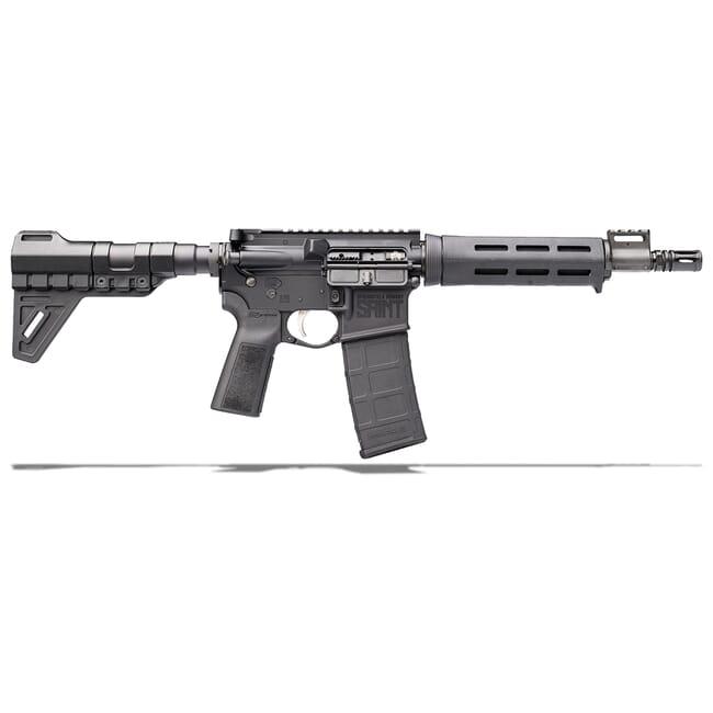 "Springfield Armory 5.56 Saint Pistol w/  9.6"" Barrel and B5 SOPMOD Stock ST9096556BM-B5"