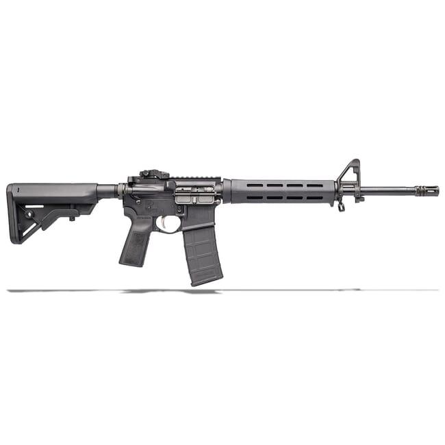 "Springfield Armory 5.56 Saint Rifle 16"" Barrel Mid Length w/ M-Lok Hand Guard and B5 SOPMOD Stock ST916556B-B5"