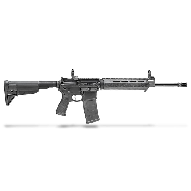 "Springfield Armory 5.56 Saint Rifle Chrome Moly 16"" Barrel, Mid Length, M-Lok & PIC-GB ST916556BM"