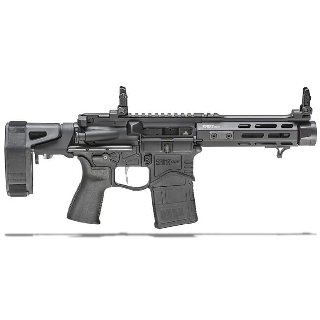 "Springfield Armory 5.56 Saint Edge PDW Pistol w/Chrome Moly 5.5"" Barrel STE955556B"