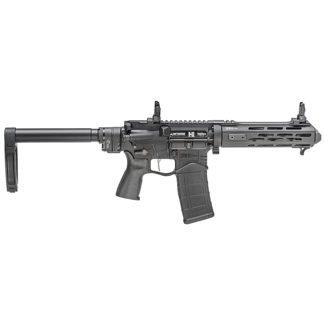 "Springfield Armory 5.56 Saint Edge EVAC Pistol w/Stainless Steel 7.5"" Barrel STEQ975556BX"