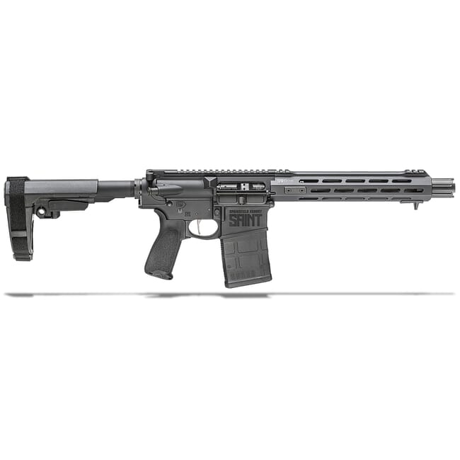 "Springfield Armory .308 Saint Victor Pistol w/Chrome Moly 10.3"" Barrel STV9103308B"