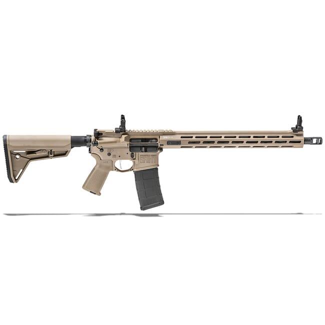 "Springfield Armory 5.56 Flat Dark Earth Saint Victor 7.5"" Pistol w/ Stainless Steel Barrel STV975556F"