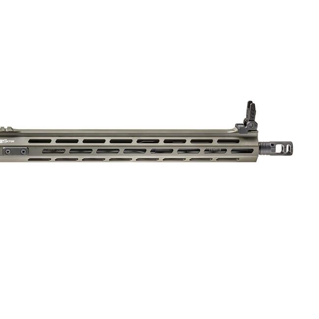 "Springfield Armory 5.56 Gray SAINT VICTOR w/ Chrome Moly 16"" Barrel w/ FF 15"" Handguard, Mid Length Gas System Rifle STV916556Y"