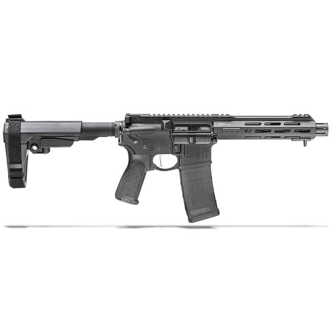 "Springfield Armory 5.56 7.5"" Saint Victor Pistol w/Stainless Steel Barrel & SBA3 Brace STV975556B-SBA3"