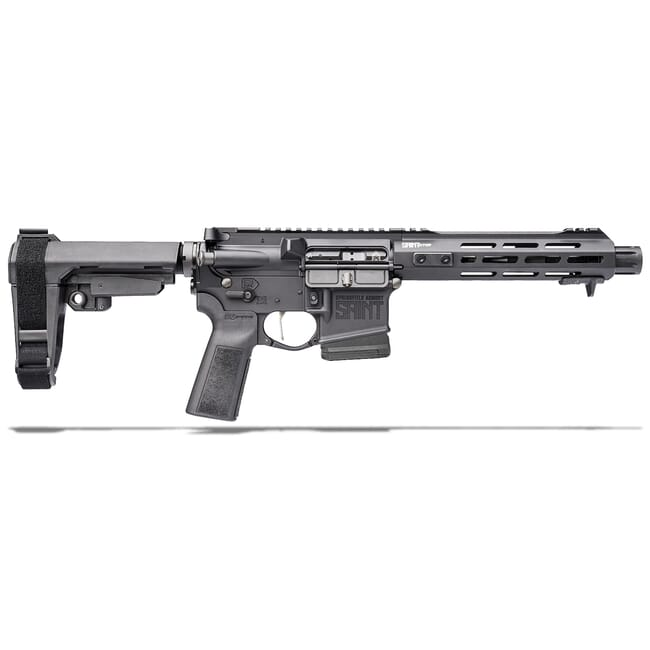 "Springfield Armory 5.56 Saint Vitor Pistol 10rd w/  9.6"" Barrel and SBA3 Brace STV975556BLC-B5"