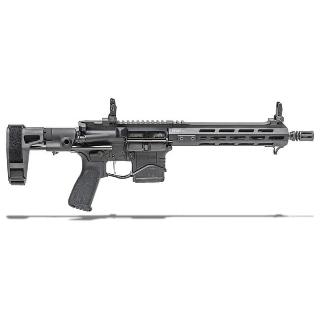 "Springfield Armory 5.56 Saint Edge 10.3"" Black Pistol w/ Stainless Steel Barrel, 10-Rd STE9103556BLC"