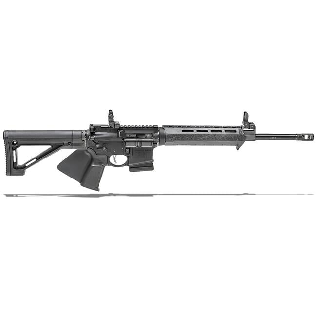 "Springfield Armory 5.56 Saint Rifle Chrome Moly 16"" Barrel, Mid Length, M-Lok & PIC-GB, 10Rd ST916556BMCA-S"