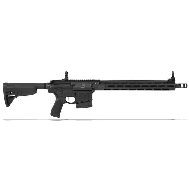 "Springfield Armory .308 Black Saint Victor 16"" Barrel w/ FF 15"" Handguard, Mid-Length Gas System, 10-Rd Rifle STV916308BLC"