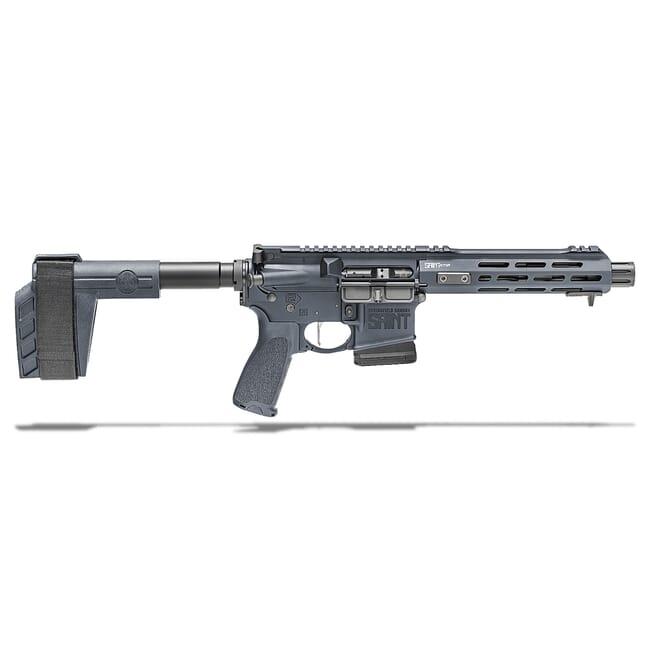 "Springfield Armory 5.56 Gray Saint Victor 7.5"" Pistol w/ Stainless Steel Barrel, 10Rd STV975556YLC"