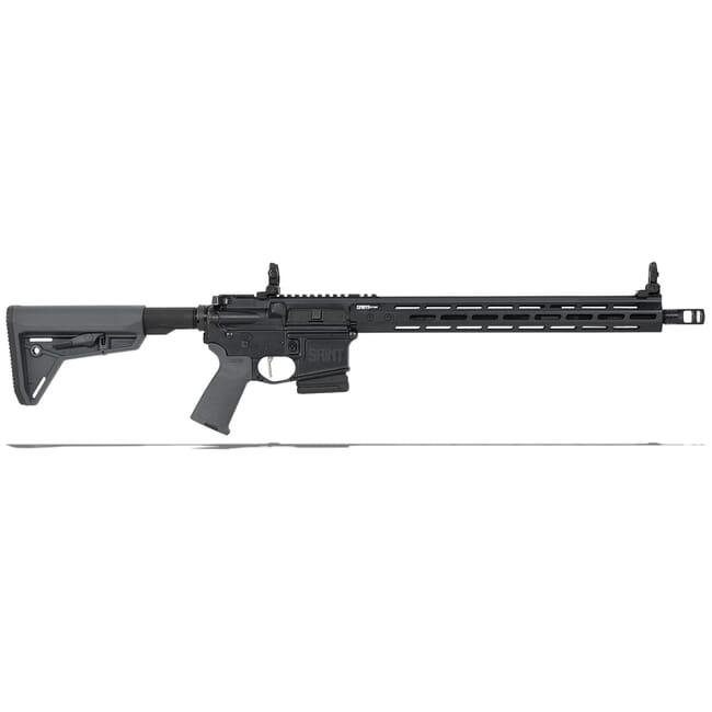"Springfield Armory 5.56 Gray SAINT VICTOR w/ Chrome Moly 16"" Barrel w/ FF 15"" Handguard, Mid Length Gas System, 10Rd Rifle STV916556YLC"