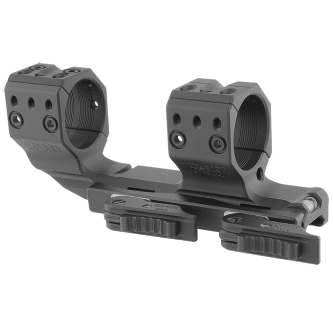 "Spuhr QDP Cantilever Mounts 34 mm, Height: 38 mm/1.5"" Length: 151 mm/5.94"" 0 MIL/0 MOA QDP-4016"