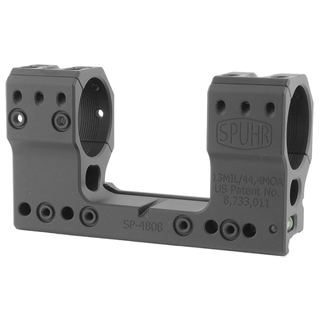 "Spuhr 34mm Unimount Height 44mm/1.732"" 13 MIL/44.4 MOA SP-4808"