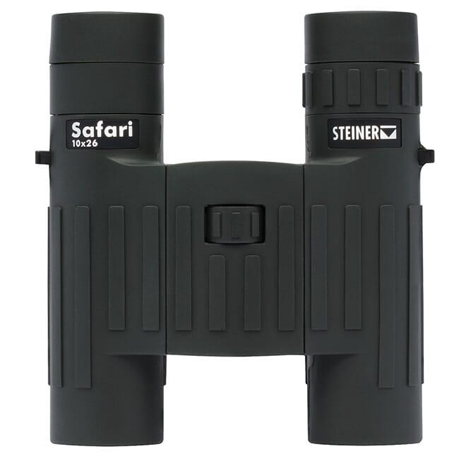 Steiner 10x26 Safari Ultrasharp Binocular Brown 2040