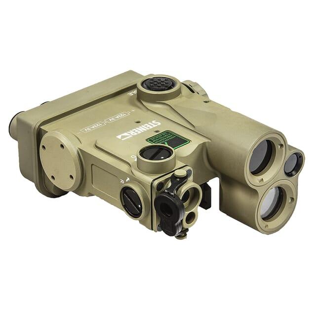 Steiner DBAL-A4 Class IIIa Green Laser 500 Lumen Light Desert Sand Laser System 9014