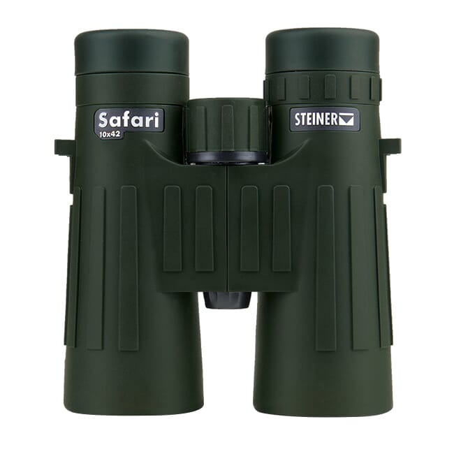 Steiner 10x42 Safari Ultrasharp Green Binocular 2042