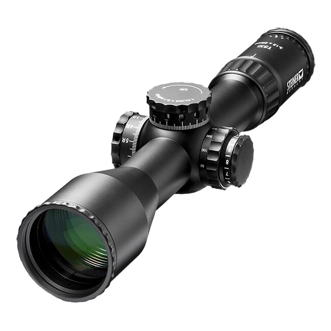 Steiner T5Xi 3-15x50mm SCR-MOA 34mm Riflescope 5114