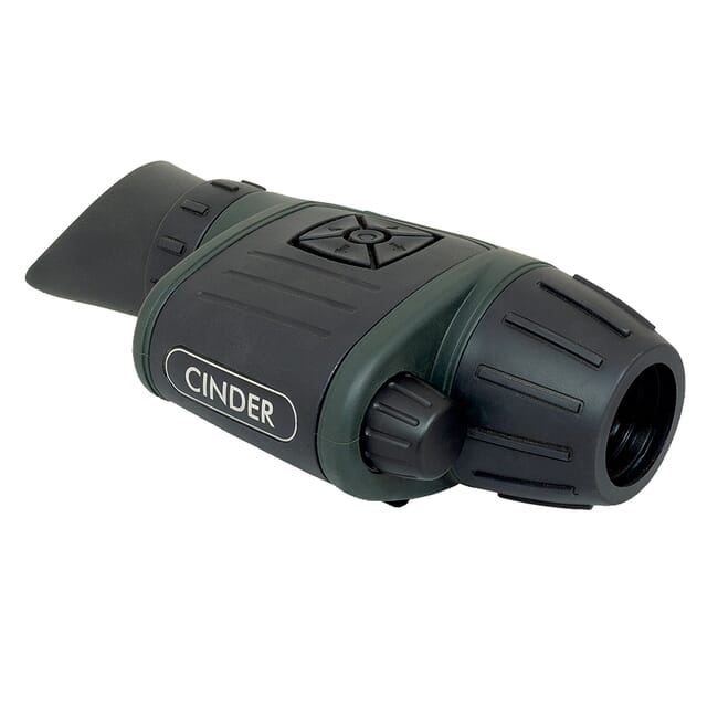 Steiner Cinder 3x Thermal Optic w/Mount 9501