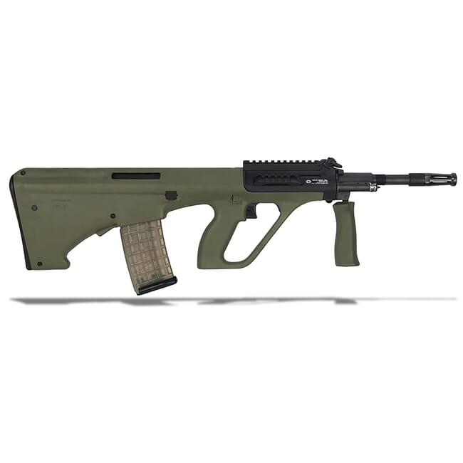 "Steyr AUG A3 M1 5.56/223 Rem 16"" Green Stock NATO Semi-Auto Short Rail Rifle AUGM1GRNNATOS"