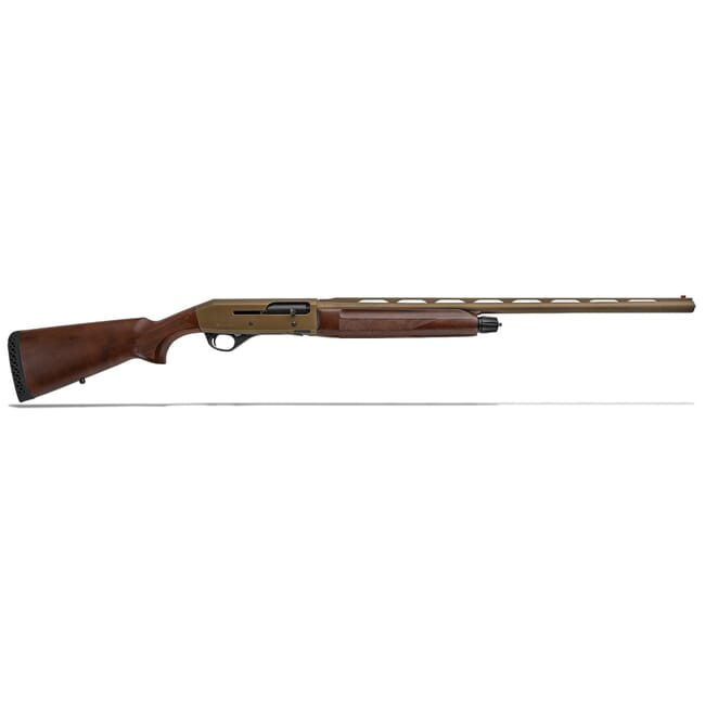 "Stoeger M3000 12ga 3"" 28"" Satin Walnut, Burnt Bronze 4+1 Semi-Auto Shotgun 31930"