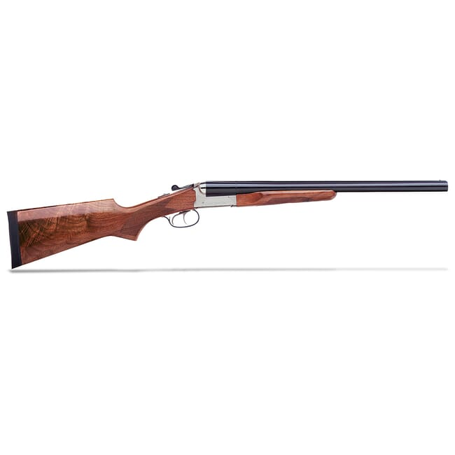 "Stoeger Coach Supreme SxS 20GA 20"" Blue/Stainless Shotgun 31491"