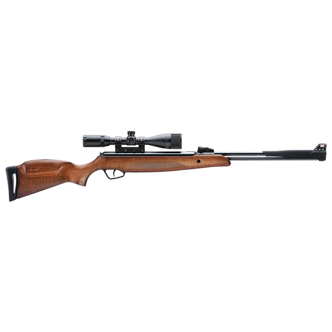 Stoeger F40 Underlever .177cal Hardwood Stock w/ 3-9x40 Scope Airgun 30336