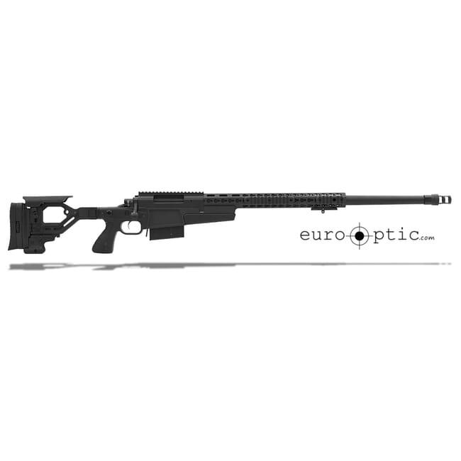 "Surgeon Remedy .338 Lapua 27"" Black Rifle"