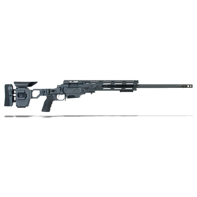 Surgeon Scalpel Cadex Dual Strike 6.5 Creedmoore Sniper Gray Rifle