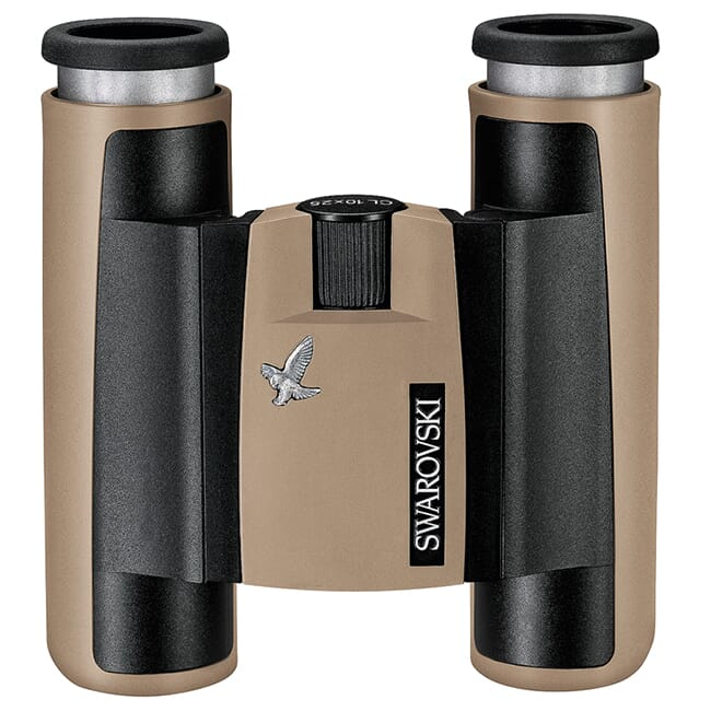 Swarovski CL Pocket 8x25 Sand Traveler Binocular 46202