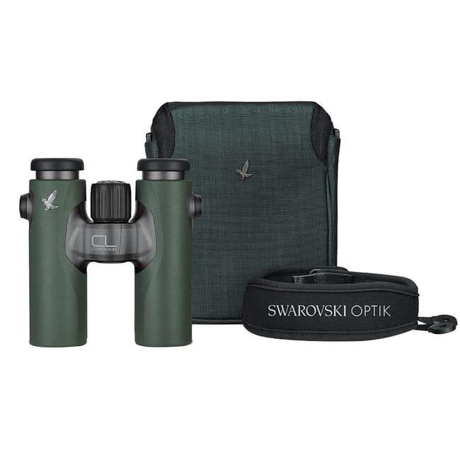 Swarovski CL Companion 8x30 (Green) Wild Nature Binoculars 86135