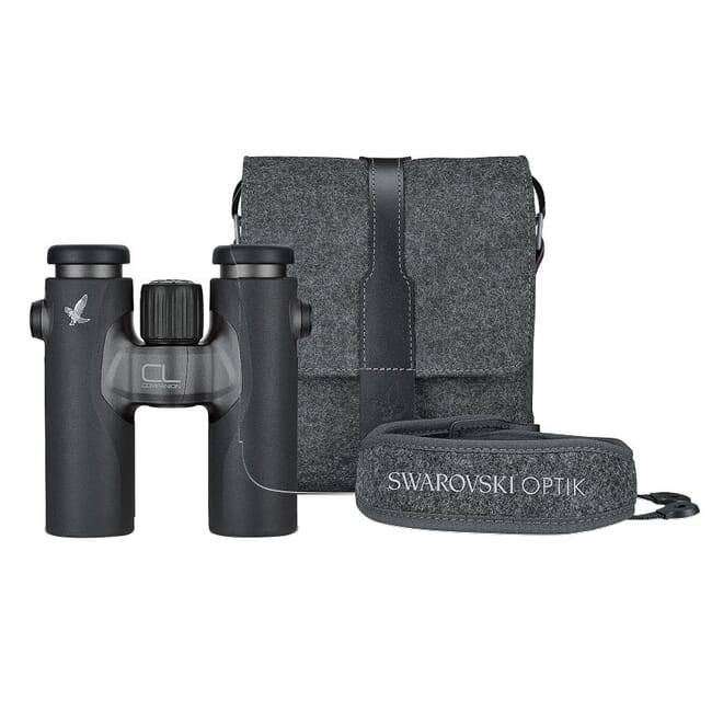 Swarovski CL Companion 10x30 (Anthracite/Charcoal) Northern Lights Binoculars 86246