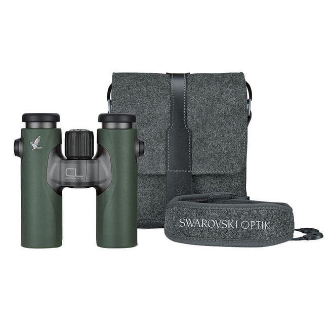 Swarovski CL Companion 8x30 (Green) Northern Lights Binoculars 86235