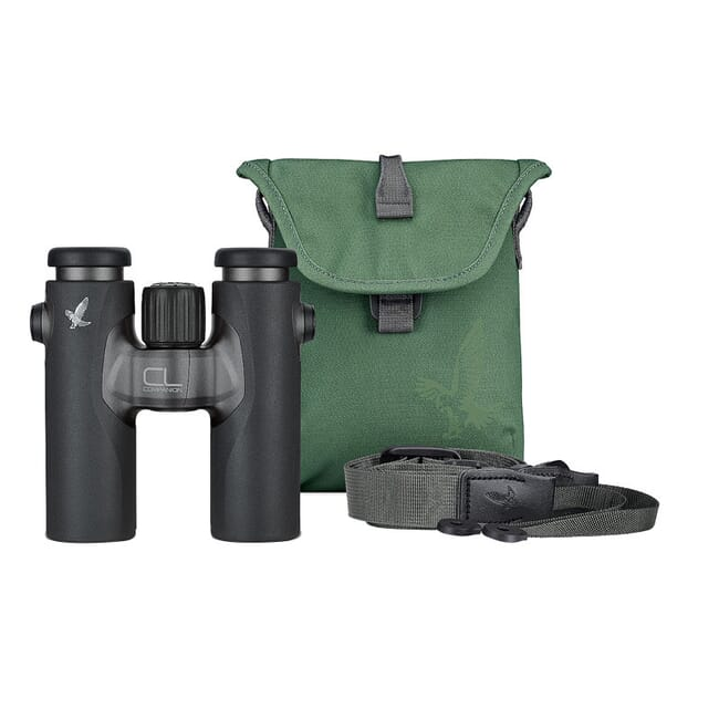 Swarovski CL Companion 10x30 (Anthracite/Charcoal) Urban Jungle Binoculars 86346