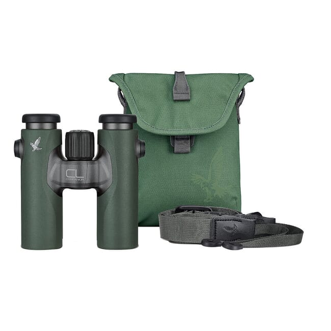 Swarovski CL Companion 10x30 (Green) Urban Jungle Binoculars 86345