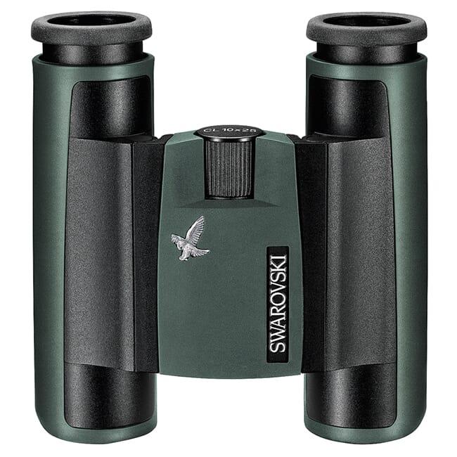 Swarovski CL Pocket 10x25 Green Binocular 46211