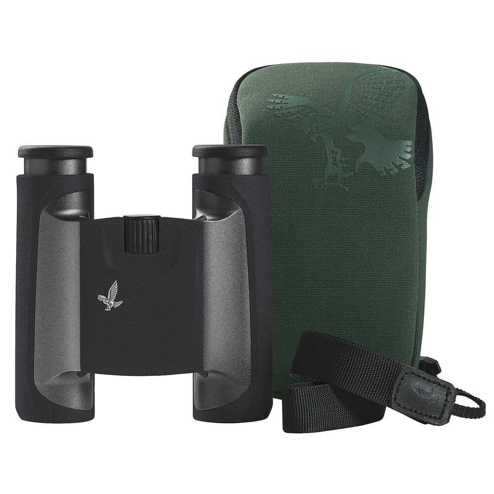 Swarovski CL Pocket 8x25 Anthracite Wild Nature Binoculars 46152