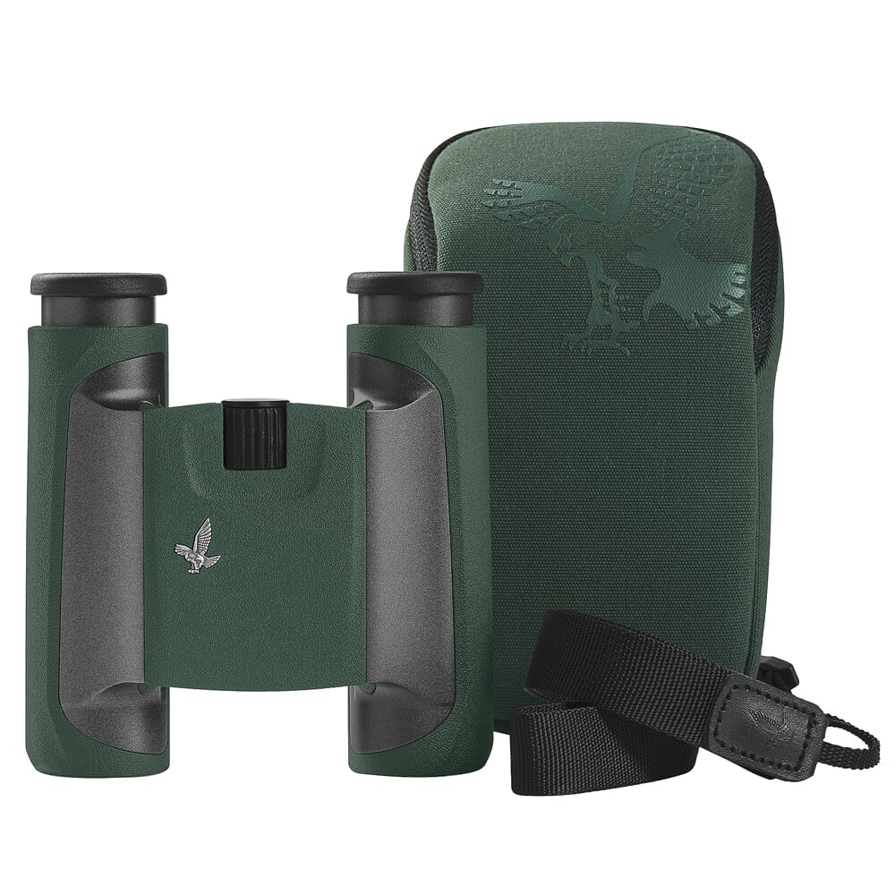 Swarovski CL Pocket 8x25 Green Wild Nature Binoculars 46150