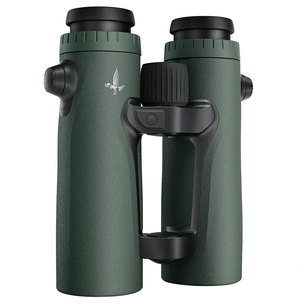 Swarovski EL Range 10x42 Rangefinding Binoculars w/Tracking Assistant 72010