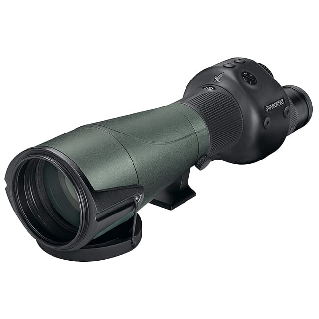 Swarovski STR 80 MRAD Spotting Scope, Reticle, 20-60x eyepiece 86831