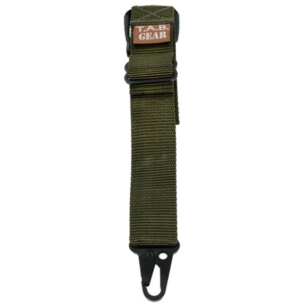TAB Rifle Sling with Hooks - OD Green