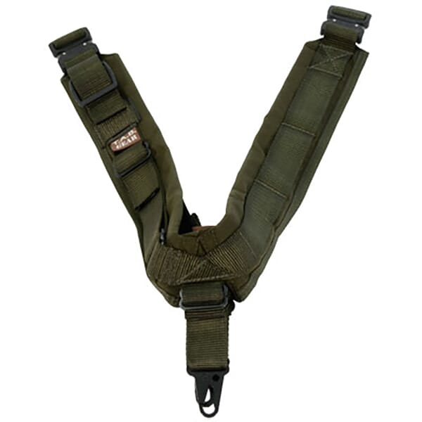 TAB Elite Biathlon Sling with Hooks - OD Green