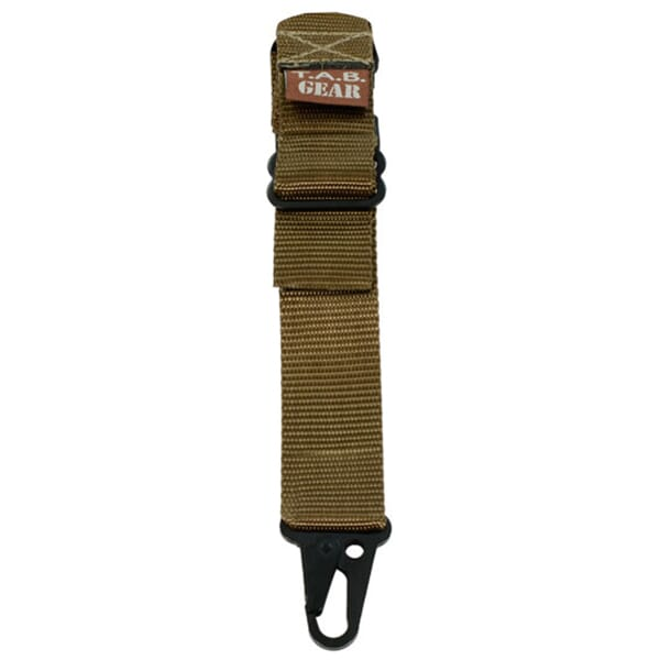 TAB Rifle Sling with Hooks - Coyote Tan