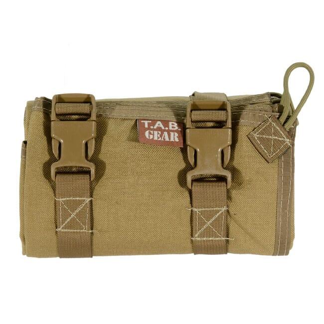 TAB Gear Coyote Tan Shooting Mat