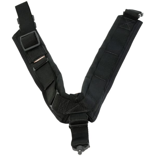 TAB Elite Biathlon Sling with Flush Cups - Black