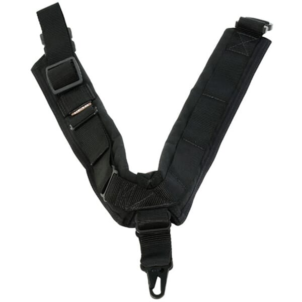 TAB Elite Biathlon Sling with Hooks - Black