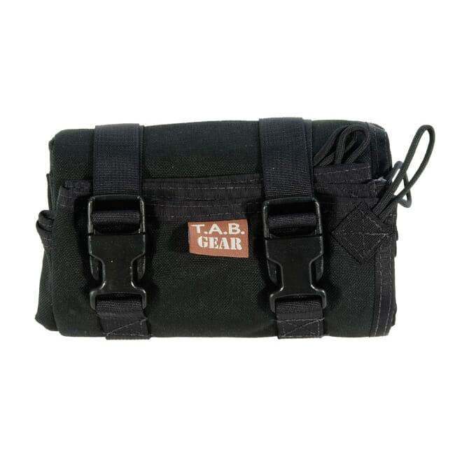 TAB Gear Black Shooting Mat