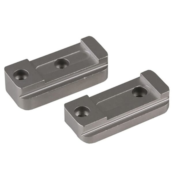 Talley Stainless Steel Bases Browning BAR, BPR, BLR, Benelli R1 SS252711 SS252711