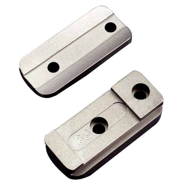 Talley Stainless Steel Bases for Kimber 8400 (Extended) SS25X840 SS25X840