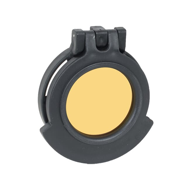Tenebraex Amber cover for 50mm - Fits SB PMII, Nightforce, Leupold Mark 6 3-18, Bushnell Tactical, Steiner Mil 52FC01-ACV 52FC01-ACV
